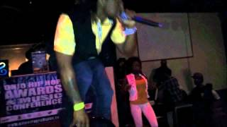 Nice Mic Performs Live @ Scripts for the Cleveland Ohio Hip-Hop Awards Showcase-2012.mp4