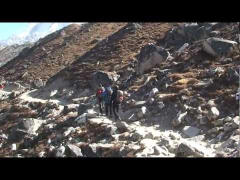 Wyprawa na Island Peak 6189 m n.p.m. 2011 r.
