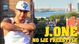 J.ONE - No Lie Freestyle