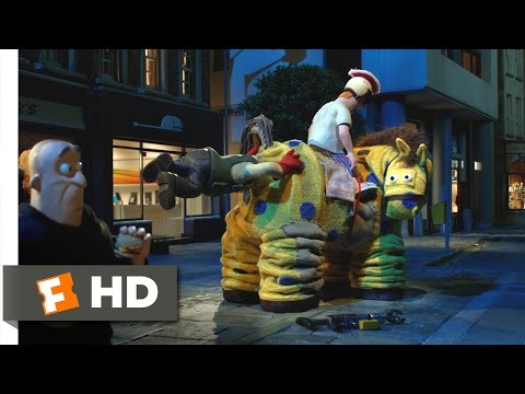 Download Video Shaun The Sheep Movie (2015) - The Sheep Horse Scene (8/10) | Movieclips