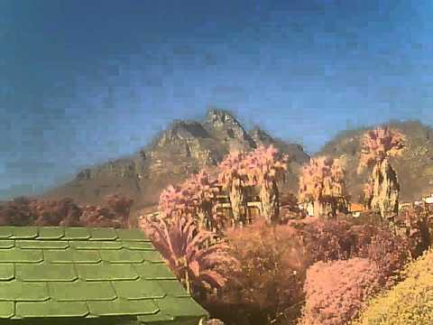 Timelapse Video – Table Mountain – 16/08/2010