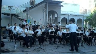 Banda Inf. Juv. Municipal de Arroyito - Entre a mi pago sin golpear