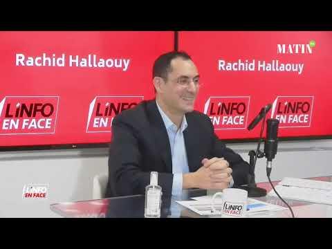 Video : L'Info en Face éco avec Khalid Ayouch