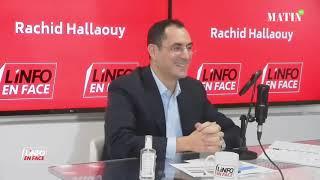 L'Info en Face éco avec Khalid Ayouch