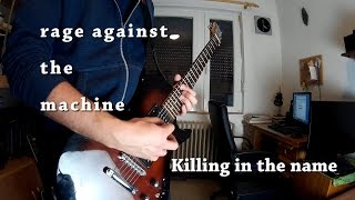 Rage Against The Machine - Killing In the Name (cover)