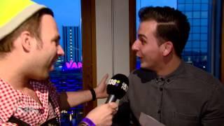 Nielsons 'Sexy Als Ik Dans' in het Duits | Backstage | Das Coen und Sander Fest 2016