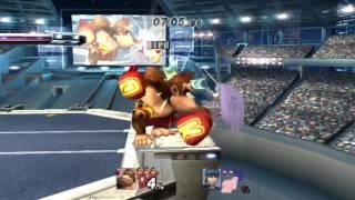 Bramble Blast Off - A Project M Donkey Kong Combo Video
