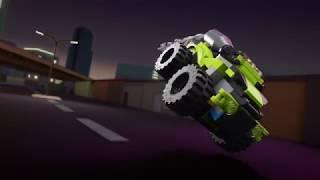 LEGO CREATOR Ракетна кола за рали 31074 - Колекция 2018