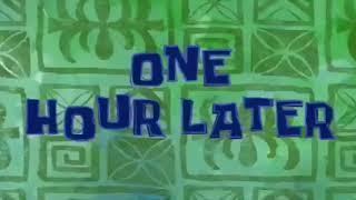 Spongebob One Hour Later
