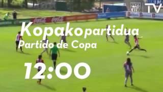 Teaser Streaming Copa de la reina. Erreginaren Kopako Streaminga #futfem