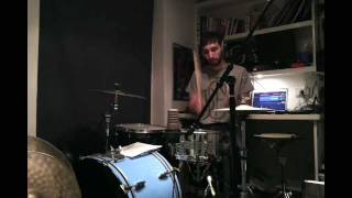 Noisia ft. Foreign Beggars - Shellshock (LIVE DRUMS BY LINDEN JAY)