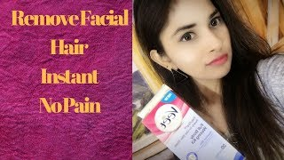 Remove Facial & Body Hair INSTANTLY at Home | How to Use Veet Wax Strips| width=