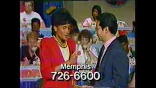 1987 MDA Telethon Memphis TN