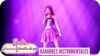 Ahora Soy | Karaoke Instrumental | Barbie™ La Princesa y la Estrella de Pop