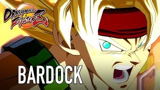Dragon Ball FighterZ - XB1/PS4/PC - Bardock (Full character Intro +  release date)