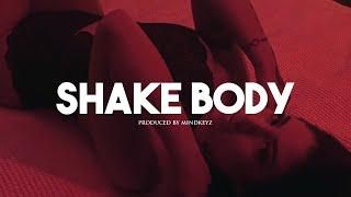 Soca x Dancehall Instrumental - Shake Body  2018
