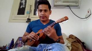 10,000 REASONS (Bless The Lord) - By. Matt Redman Ukulele Fingerstyle cover