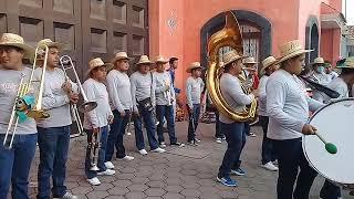 Las Marmotas Banda Tromba Sinaloense 2Simulacro de la Batalla de Puebla en Huejotzingo.