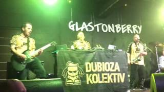 Dubioza kolektiv - boom (live at Glastonberry club, Moscow, 9.04.2017)