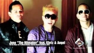 Juno, Angel & Khriz - Anunciando El Remix De Me Voy Mejor Sin Ti