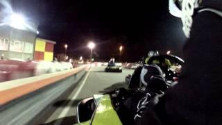 Gara kart VKI - Rimonta da 18° a 1°!!! - on board -
