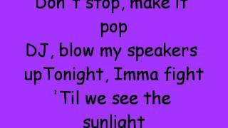Ke$ha - Lyrics