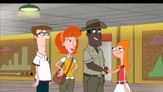 Phineas and Ferb featuring Lenny Henry 1