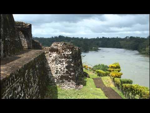 castillo.rio san juan nicaragua