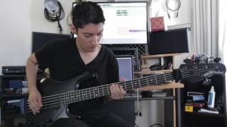 Of Mice & Men | Pain [Bass Cover]
