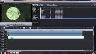 Creer une carte intro pour montage video avec Magix video deluxe