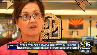 911 call center worried about cyber attacks