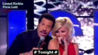 Lionel Richie ANGEL Pixie Lott