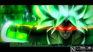 Dragon Ball Super Movie - Broly Theme Trap Remix | (Lord Nekros Remix)