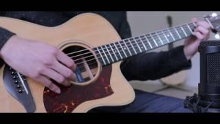 RADWIMPS - Nandemonaiya - なんでもないや (Acoustic guitar cover)