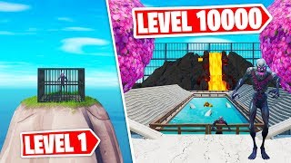 BUILD The Most ELITE ZOMBIE ZOO! (Fortnite Creative Challenge)