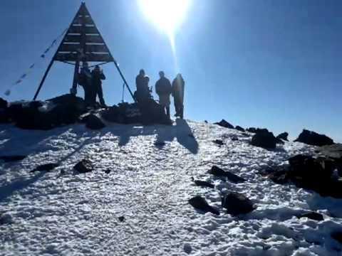 Jebel Toubkal NYE 2011