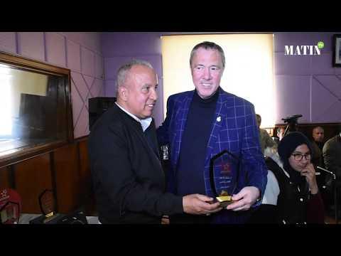 Video : La SNRT rend hommage aux sportifs de l'année 2018