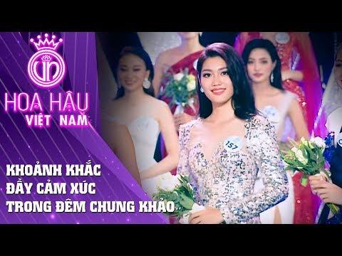 Hoa hậu Việt Nam | Những khoảnh khắc đầy cảm xúc trong đêm Chung khảo Miss World Việt Nam 2019