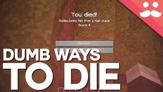 Dumb Ways to Die in Minecraft 1.9!