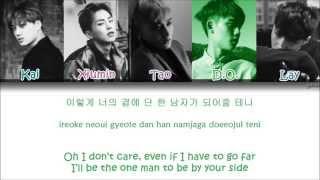 EXO - Call Me Baby (Korean ver.) (Color Coded Han|Rom|Eng Lyrics)