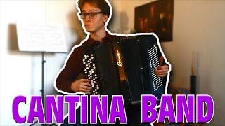 Star Wars - Cantina Band [Accordion cover]