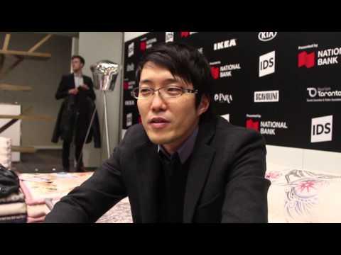 Oki Sato of Nendo interview at IDS 2013