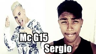 🔴 DEU ONDA MC G15 (versão light) Sergio Gomes - cover
