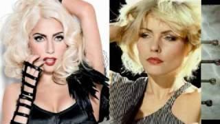 Lady Gaga vs Debbie Harry (Blondie) - Call Me on the Telephone