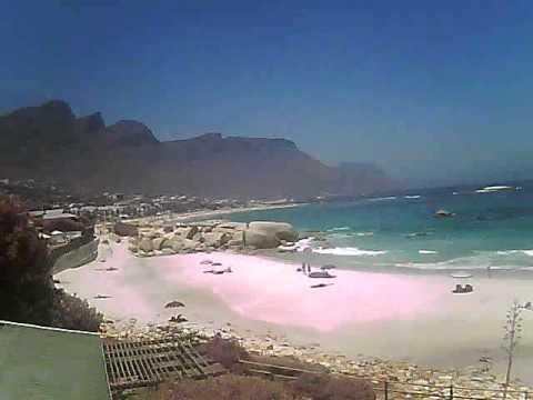 Timelapse Video – Glen Beach & Camps Bay – 21/12/2010