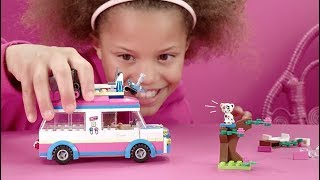 Olivia's Accident Furthers Space Travel - LEGO Friends - Heartlake City Missions