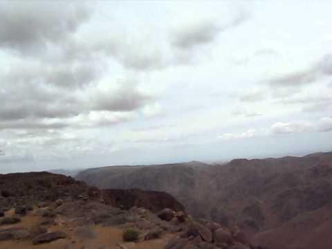Morocco – trekking in the Jebel Sahro