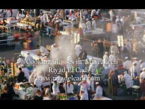 Riyad El Cadi – Cooking Classes