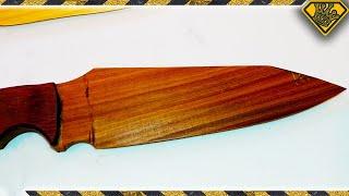 How Dangerous Is a Wood Knife?