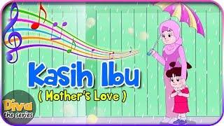 KASIH IBU ( Mother's Love)   Diva bernyanyi   Diva The Series Official